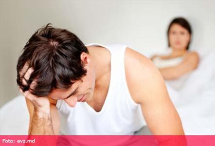 de ce nu există erecție la bărbați motive